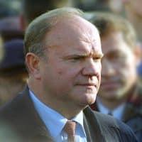 Геннадий Зюганов фото