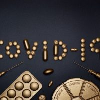 Таблетки от коронавируса COVID-19 фото