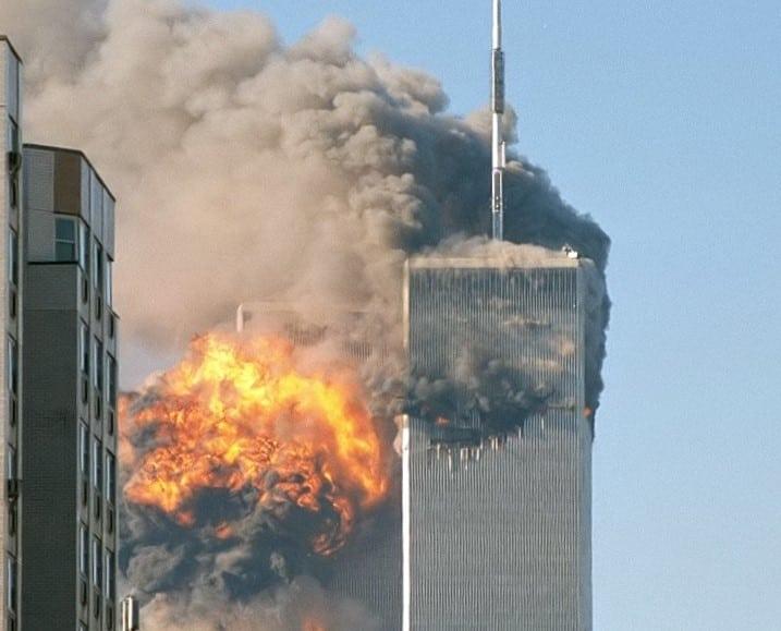 Теракты 11 сентября фото