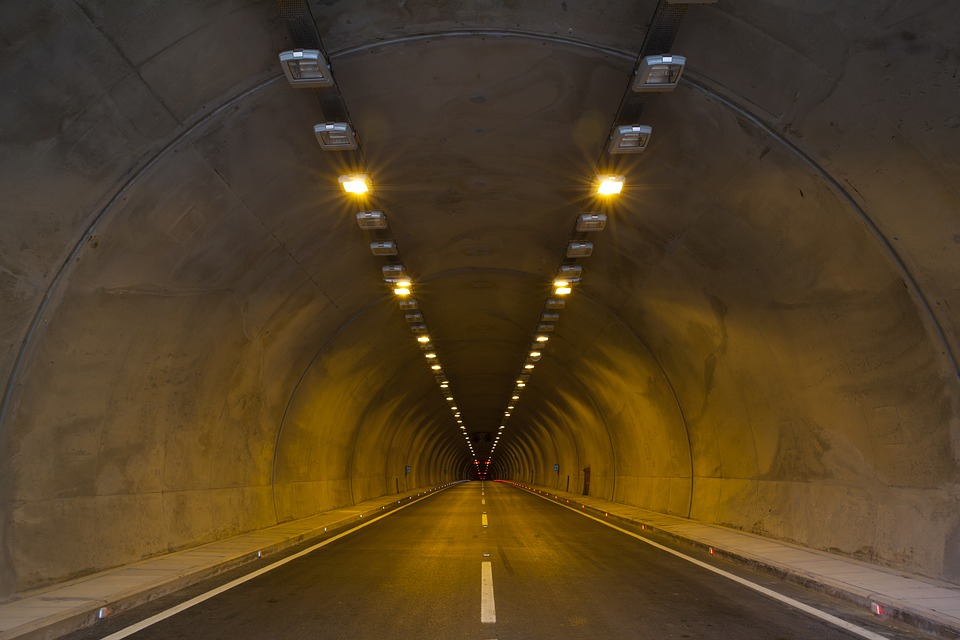 Туннель фото