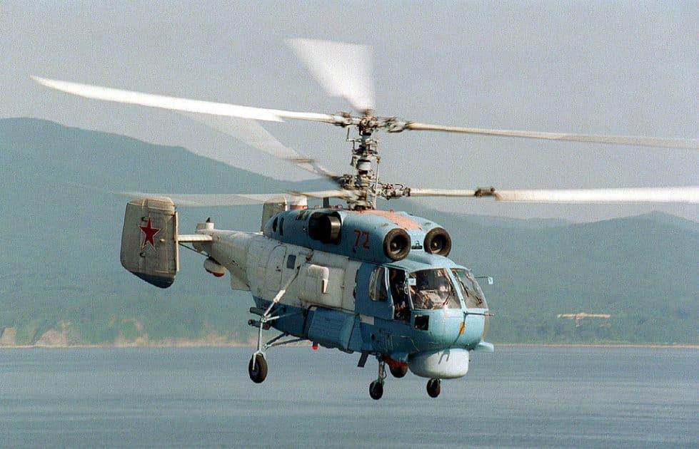 Вертолет Ka-27 фото