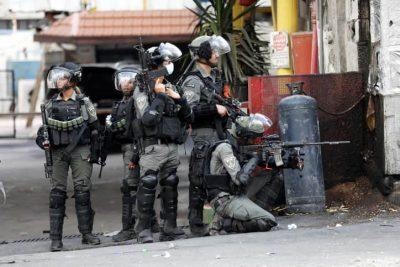 Двое военнослужащих ЦАХАЛа тяжело ранены в результате столкновений с палестинскими террористами