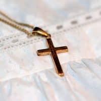 крестик фото
