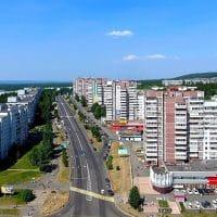 город Усть-Илимск фото