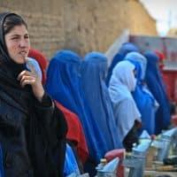 Женщины Афганистана фото