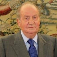Экс-король Испании Хуан Карлос I фото