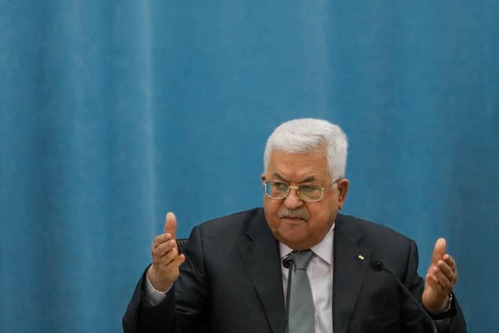 Глава ПА Махмуд Аббас фото