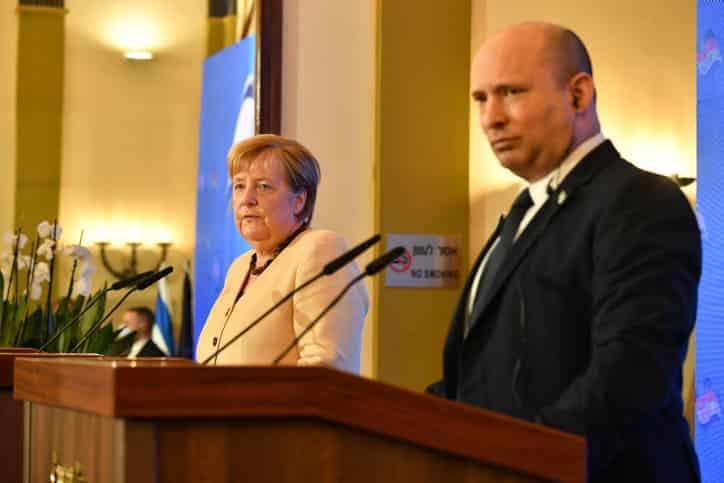Беннет Меркель фото