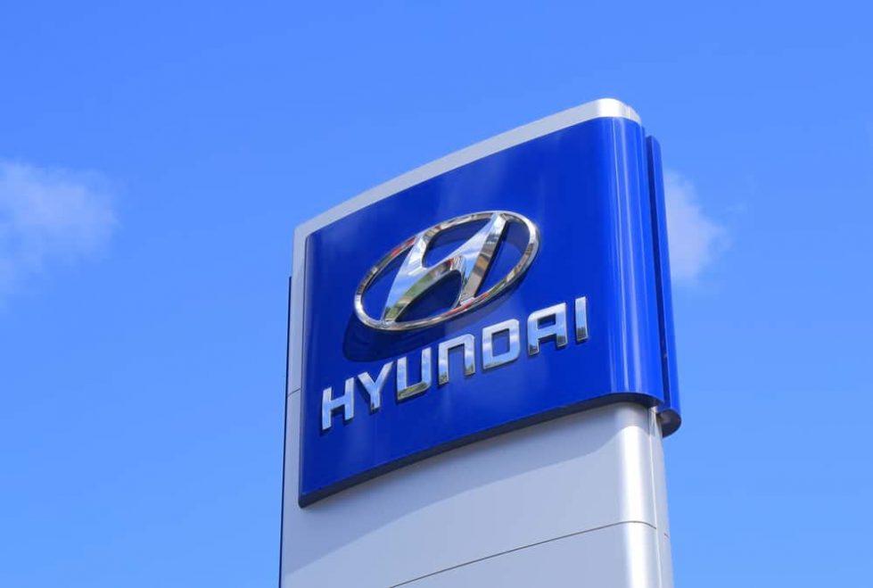 Hyundai логотип фото