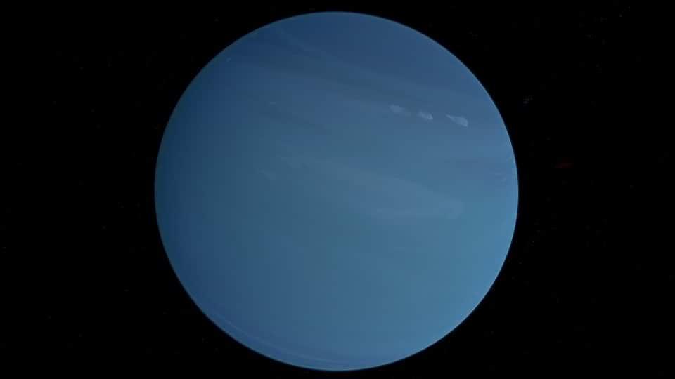 Планета Уран изображение