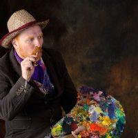 Портрет Ван Гога фото
