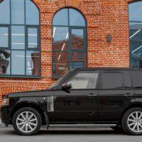 Range Rover фото