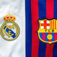 Реал Мадрид против Барселоны фото