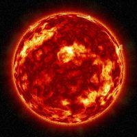 Солнце фото