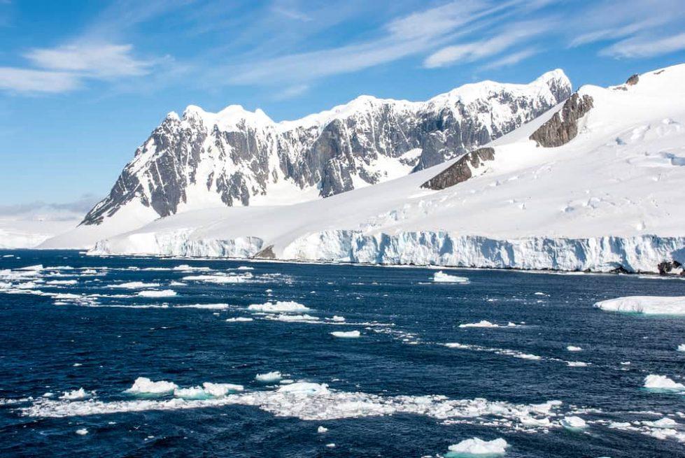 Южный полюс фото