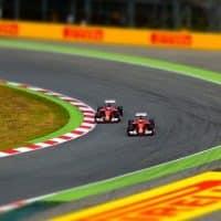 Гонки Формула фото