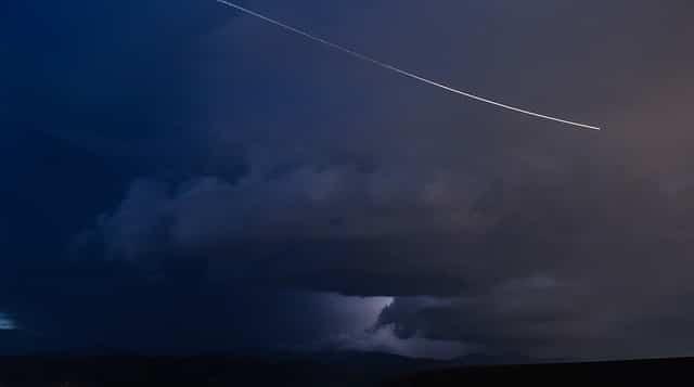 Метеор фото
