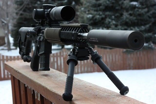 Снайперская винтовка оружие фото