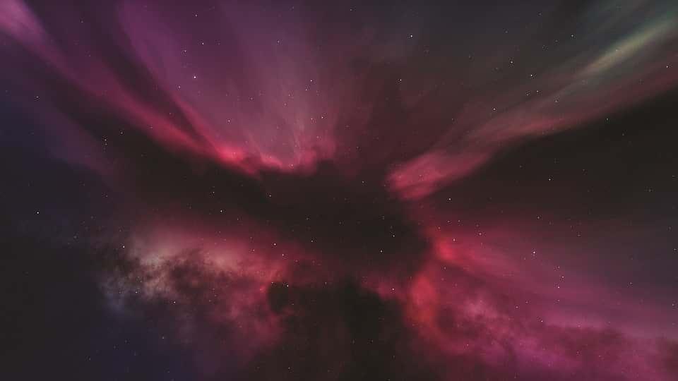 Вселенная галактика космос изображение