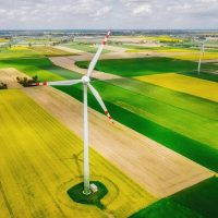 ветряная электростанция фотр